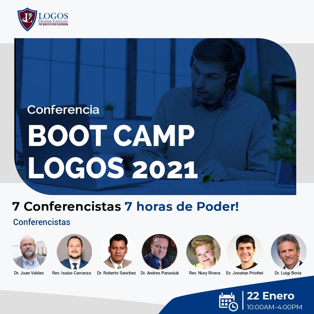 Boot Camp Logos 2021